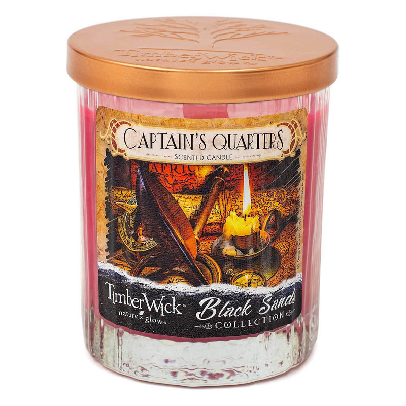 Timberwick Captain's Quarters Scented Candle