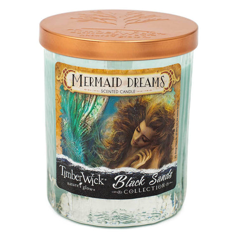 Timberwick Mermaid Dreams Scented Candle Timberwick Candlemart.com $ 9.99