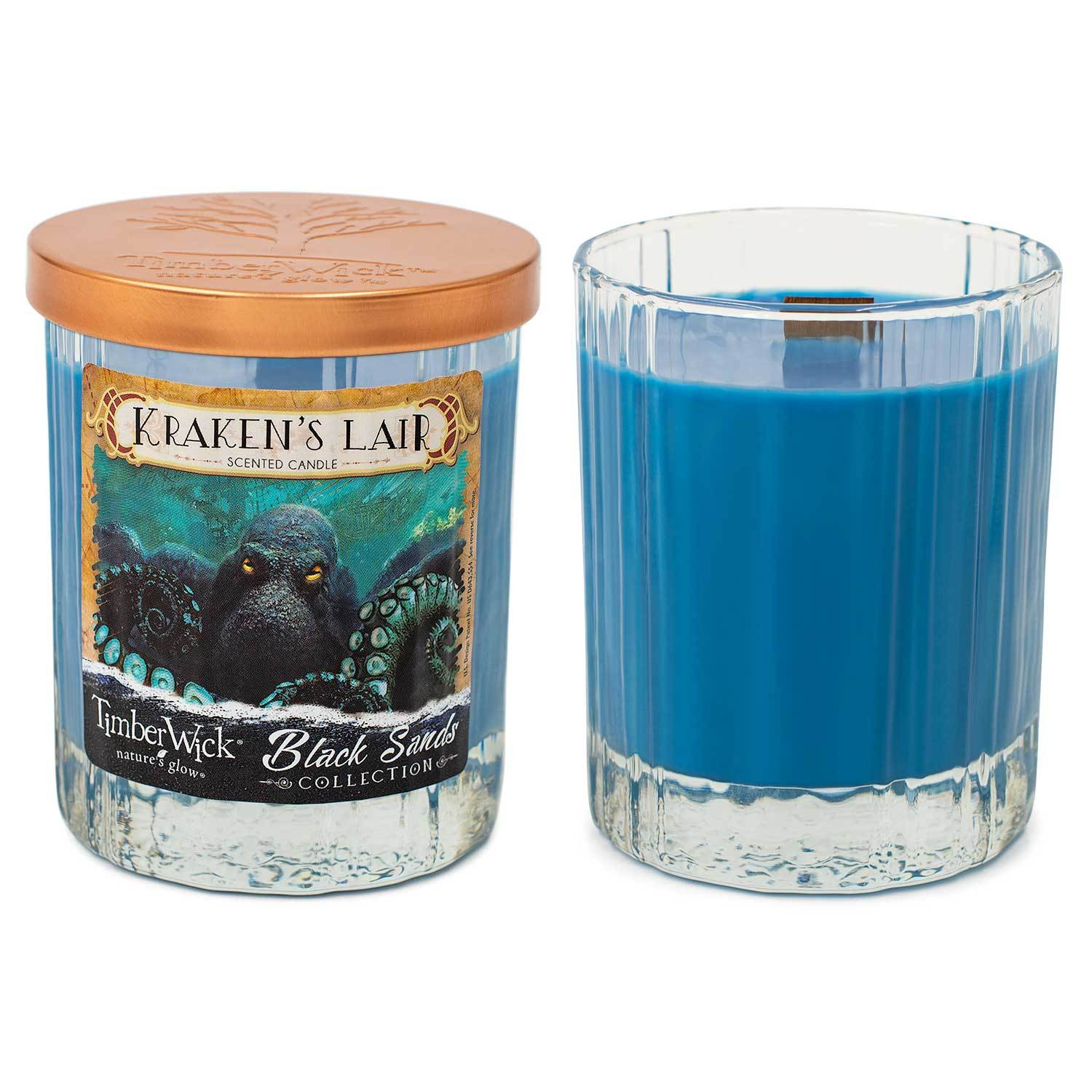 Timberwick Kraken's Lair Scented Candle