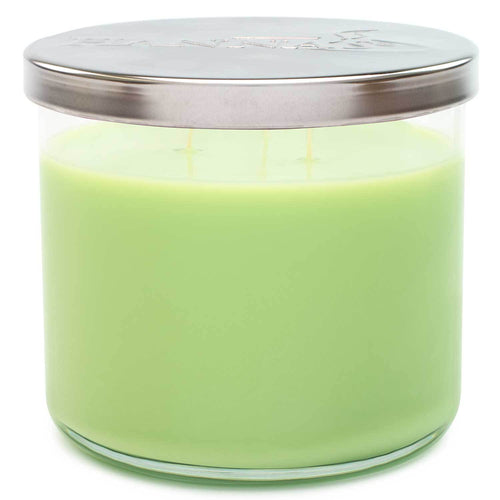 Morning Dew Scented Large 3 wick Candle