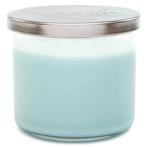 Speckled Treasure Scented Large 3 wick Candle