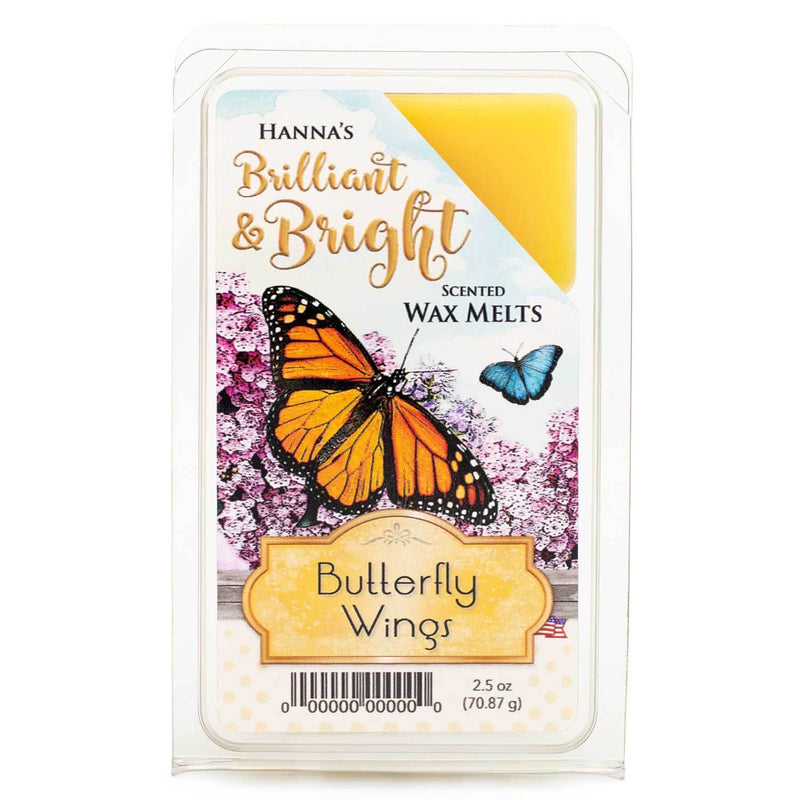 Butterfly Wings Scented Wax Melts