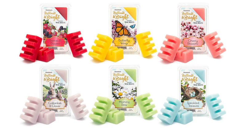Speckled Treasure Scented Wax Melts