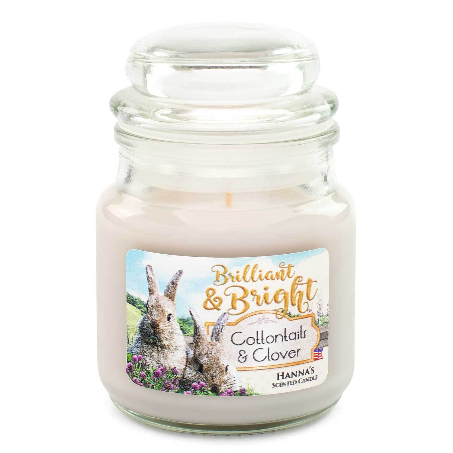Cottontails & Clover Scented Mini Candle Candles Candlemart.com $ 2.99