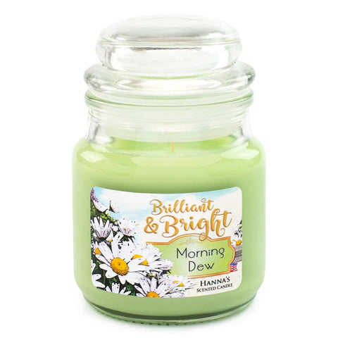Morning Dew Scented Mini Candle
