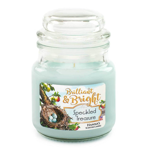 Speckled Treasure Scented Mini Candle Candles Candlemart.com $ 2.99