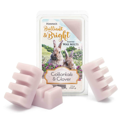 Cottontails & Clover Scented Wax Melts Melts Candlemart.com $ 2.49
