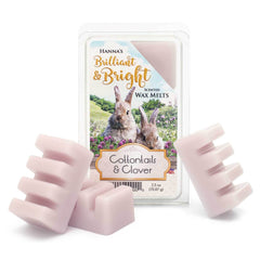 Cottontails & Clover Scented Wax Melts