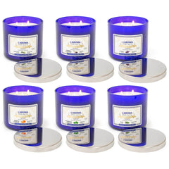 Lavender Essential Oil 3 wick Candle