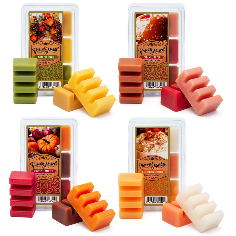 Caramel Apple Scented Wax Melts