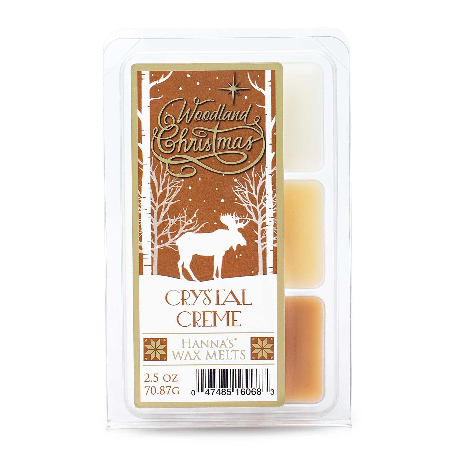 Crystal Creme Scented Wax Melts