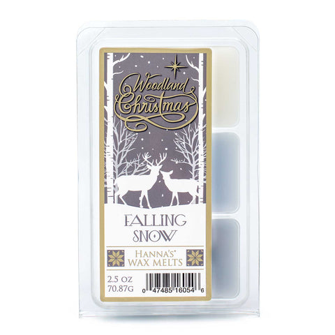 Falling Snow Scented Wax Melts Melts Candlemart.com $ 2.49