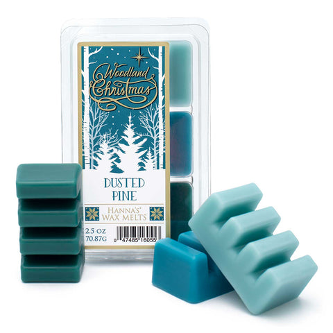 Dusted Pine Scented Wax Melts Melts Candlemart.com $ 2.49