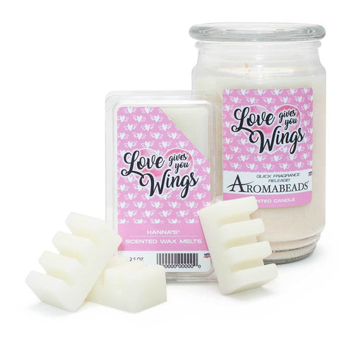 Love Gives You Wings Scented Wax Melts