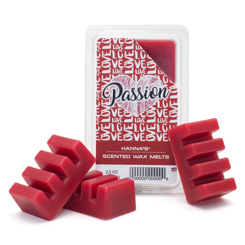 Passion Scented Wax Melts Melts Candlemart.com $ 2.49