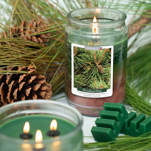Woodland Pine Scented Wax Melts