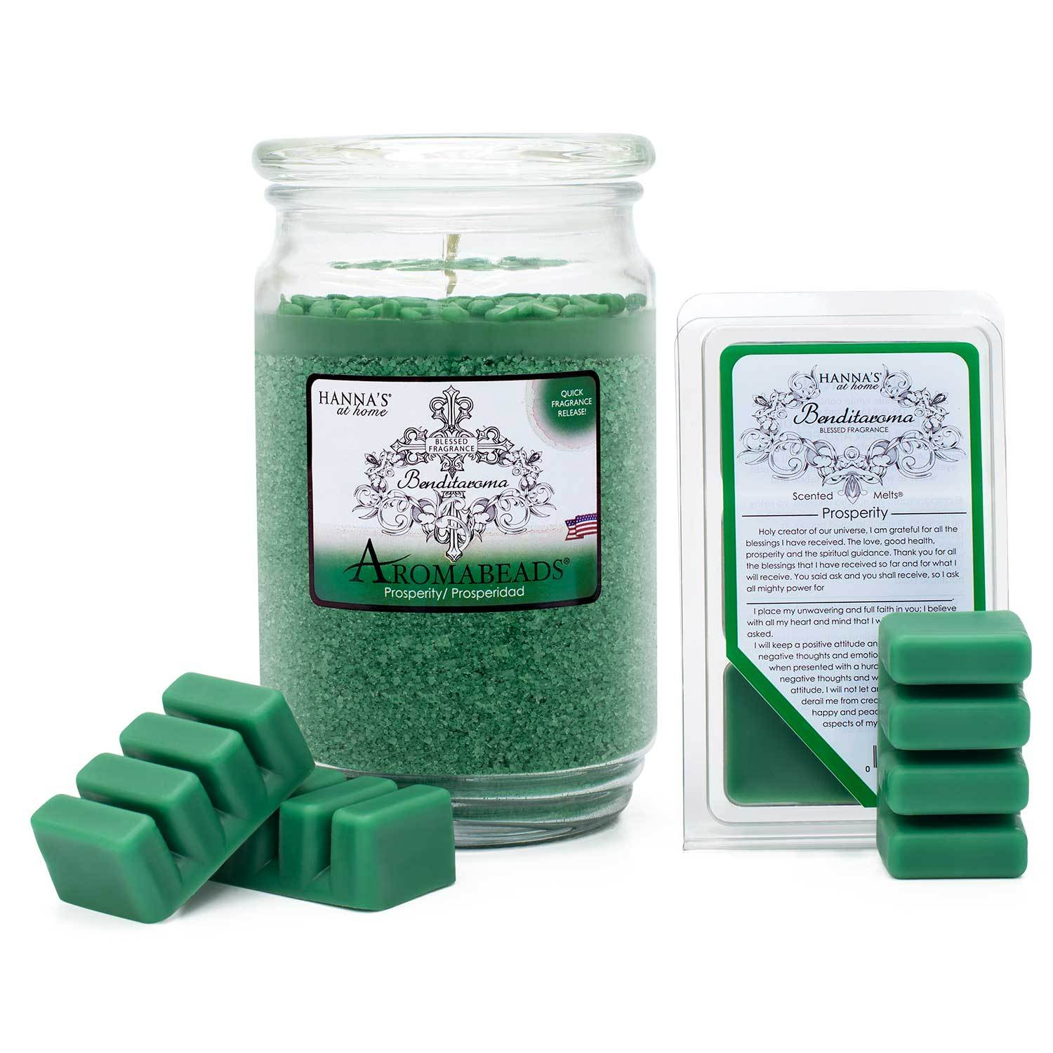 Prosperity Prosperidad Scented Wax Melts Melts Candlemart.com $ 1.99