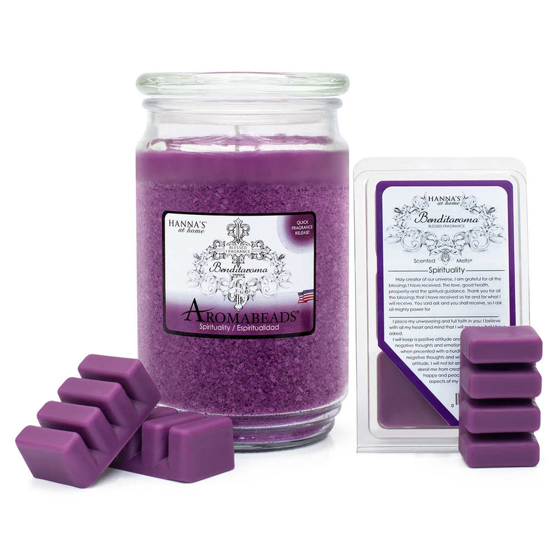 Aromabeads Spirituality Scented Candle