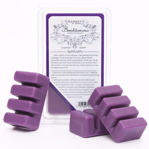 Spirituality Espiritualidad Scented Wax Melts - Candlemart.com