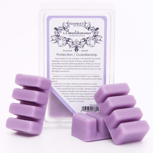 Protection Proteccion Scented Wax Melts - Candlemart.com