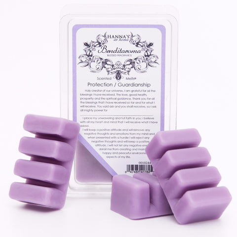 Protection Lavender Scented Wax Melts - Candlemart.com