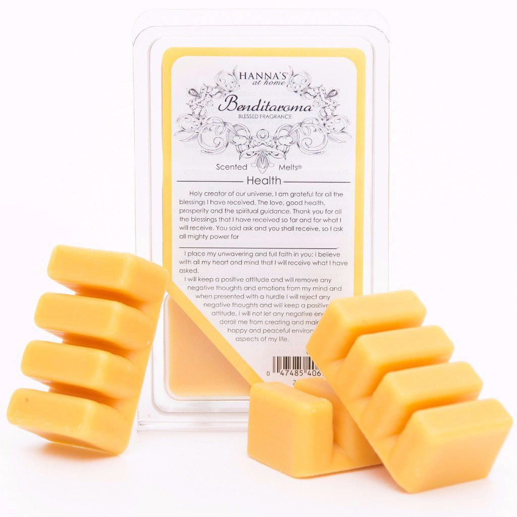 Health Salud Scented Wax Melts - Candlemart.com