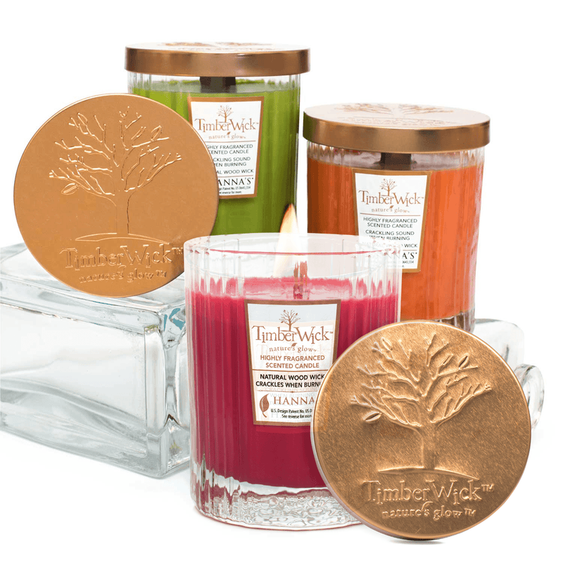 Timberwick Tumbler 3-pack Holiday Candles