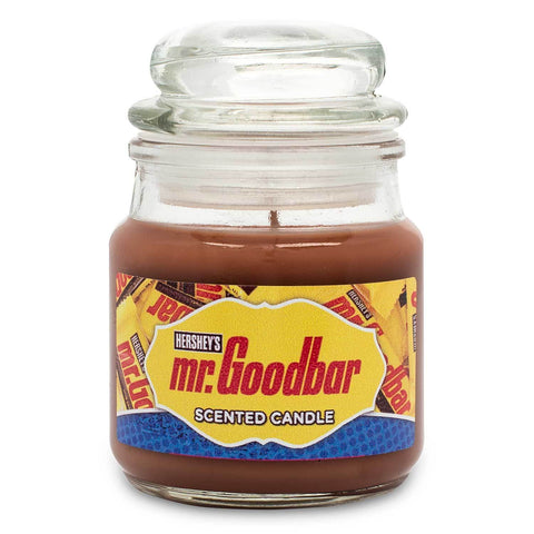 HERSHEY'S Mr. Goodbar Scented Mini Candle Candles Candlemart.com $ 2.99