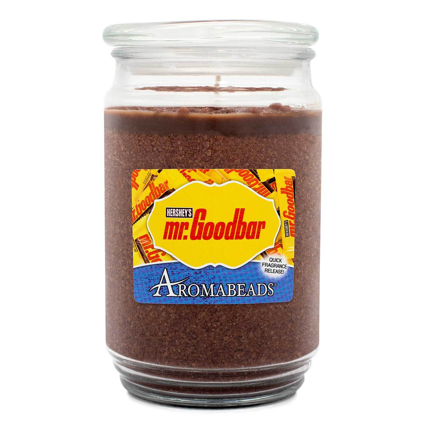Aromabeads HERSHEY'S Mr. Goodbar Scented Candle