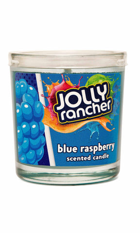 Jolly Rancher Blue Raspberry Scented Jel Candle - Candlemart.com