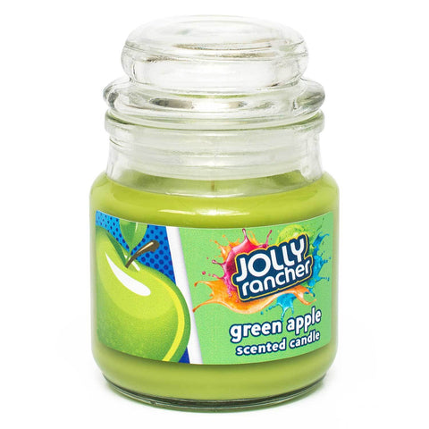 JOLLY Rancher Green Apple Scented Mini Candle Candles Candlemart.com $ 2.99
