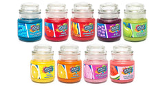 JOLLY Rancher Blue Raspberry Scented Mini Candle Candles Candlemart.com $ 2.99