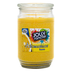 Aromabeads Jolly Rancher Lemon Scented Candle Aromabeads Candlemart.com $ 9.99
