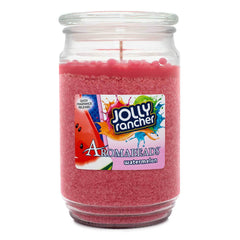Aromabeads Jolly Rancher Watermelon Scented Candle Aromabeads Candlemart.com $ 9.99