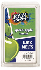 Jolly Rancher Green Apple Scented Wax Melts - Candlemart.com