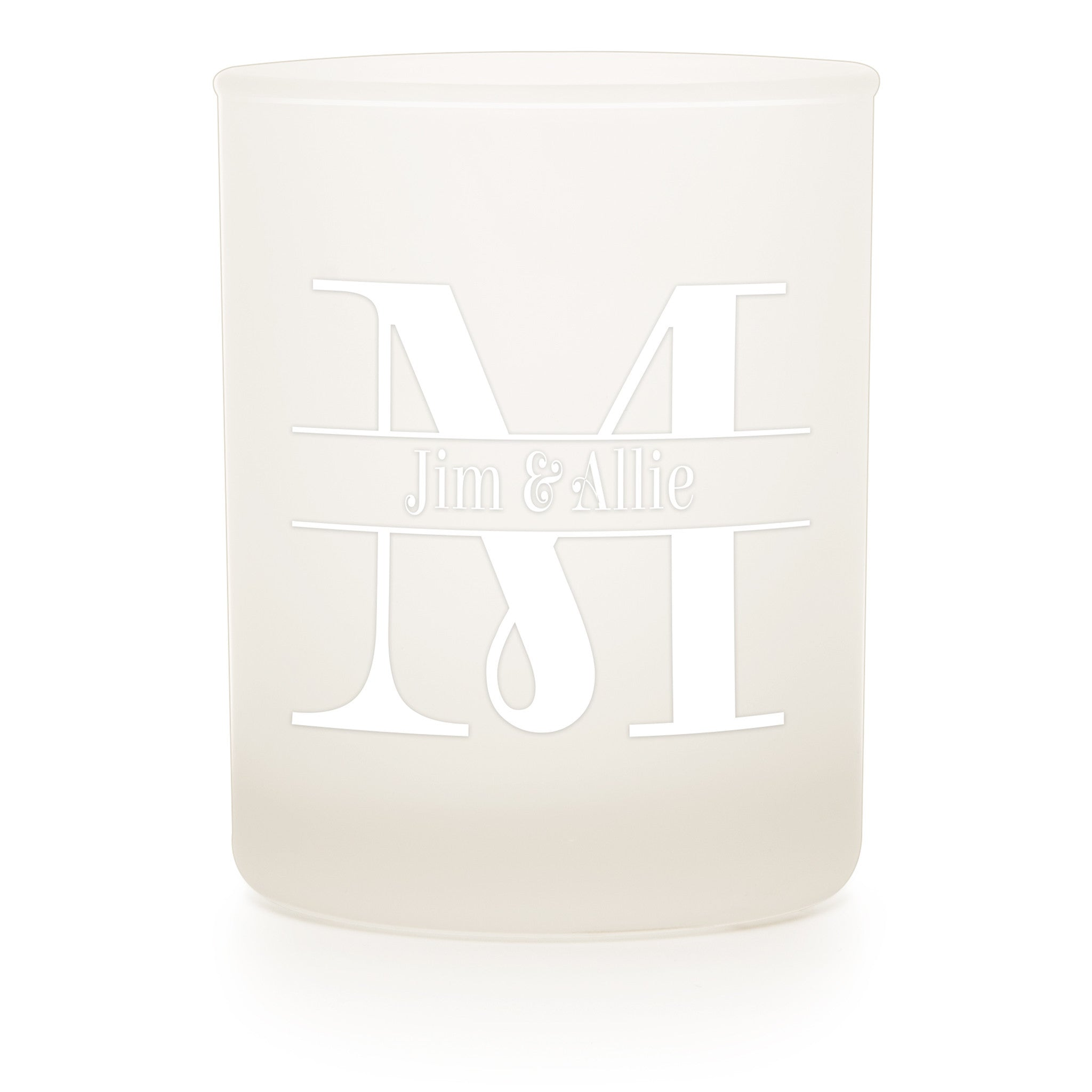 Candlemart.com Frosted Tumbler Candle Holders $ 1.50