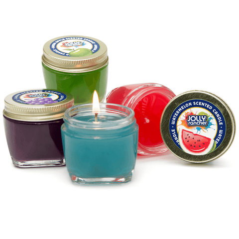 Jolly Rancher Assorted Candle Sampler A Candles Candlemart.com $ 7.99