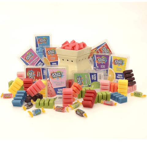 Jolly Rancher Green Apple Scented Wax Melts Melts Candlemart.com $ 2.49
