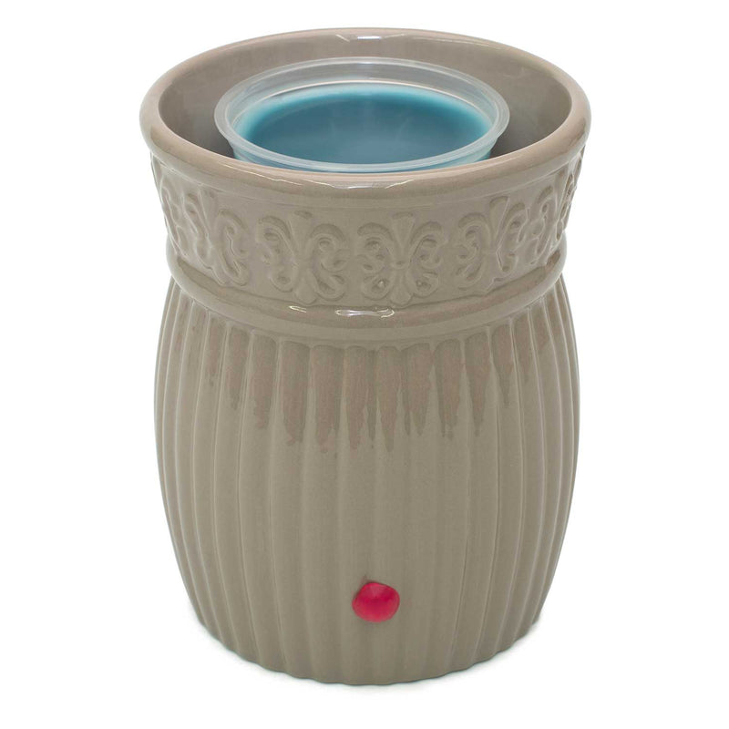 Aromabeads Singles Taupe Electric Melt Warmer