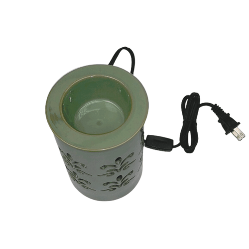 Bluegreen Ceramic Electric Bulb Melt Warmer