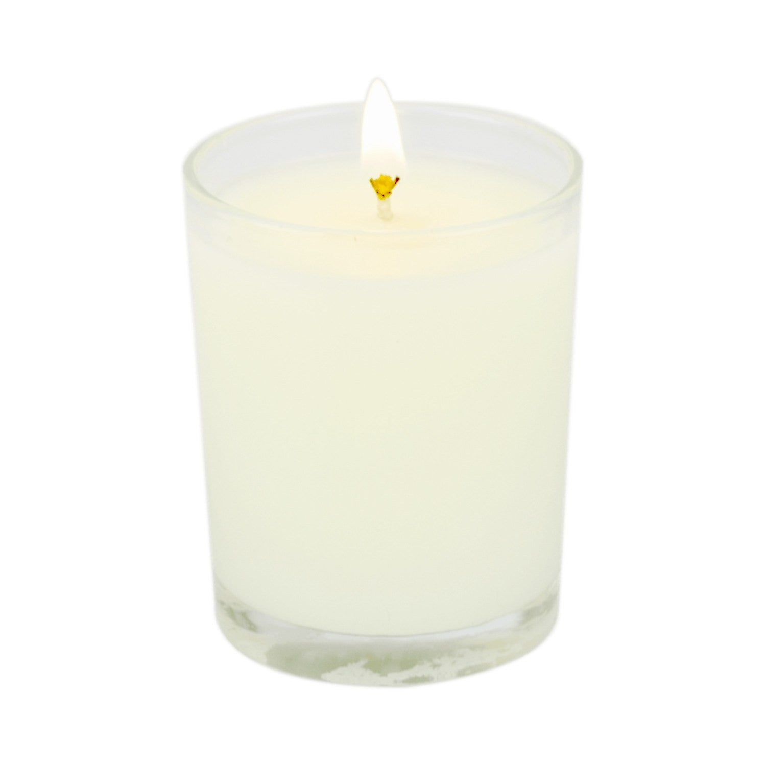 Frosted Glass Votive Holder Candle Holders Candlemart.com $ 1.00