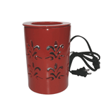 Red Ceramic Electric Bulb Melt Warmer