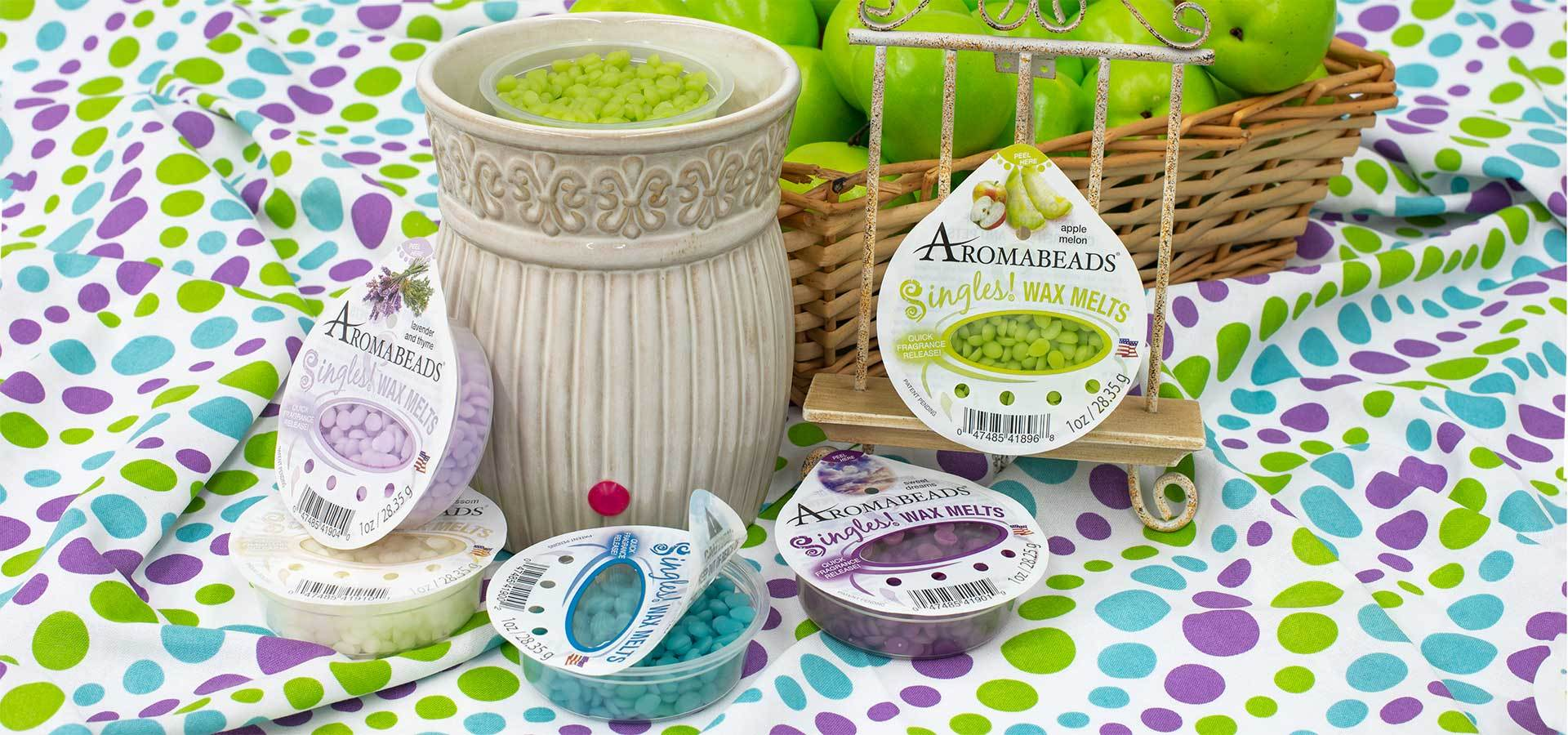 Aromatherapy Essential Oil candles and melts