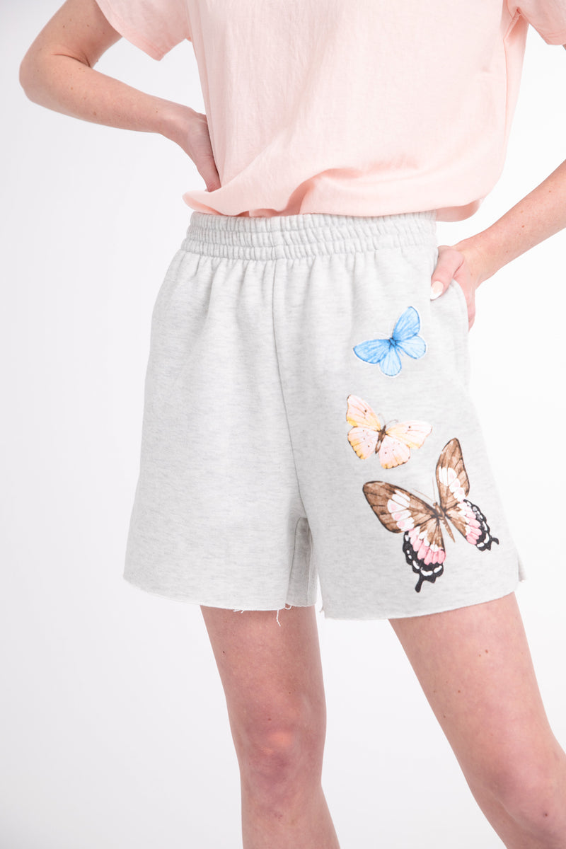 Queen Rest Shorts