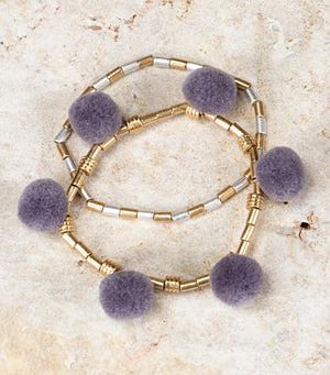 Grey Day Bracelet Set