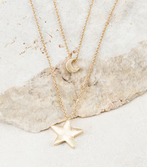 Sky Charm Necklace