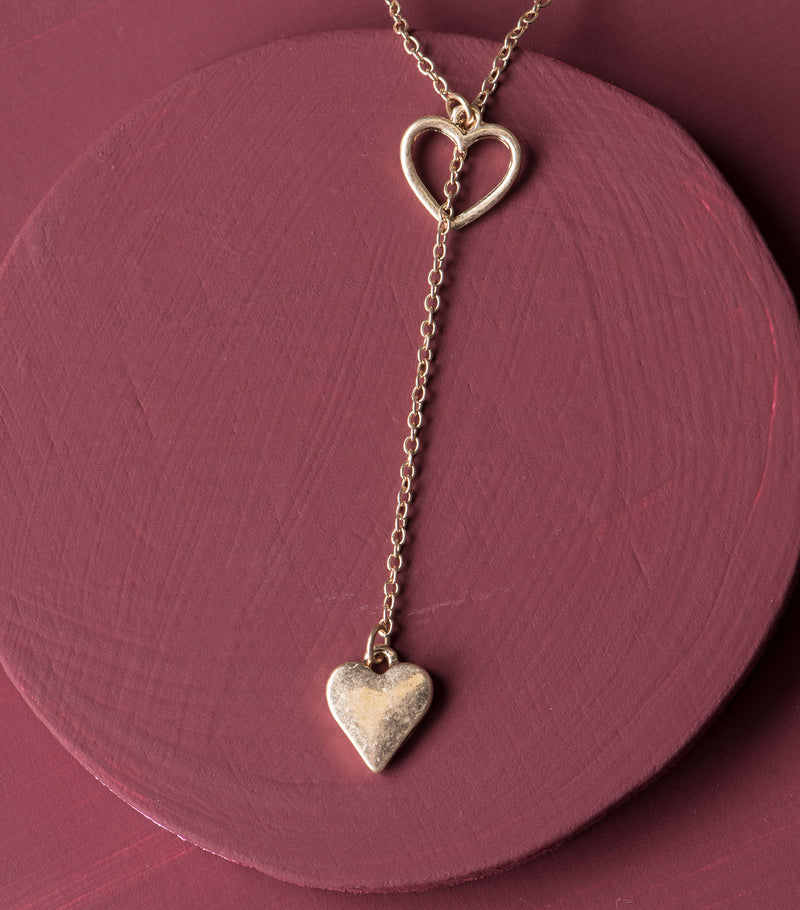 Clear Eyes, Full Heart Necklace