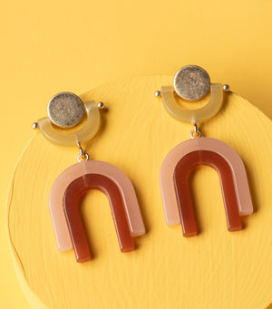 Color Spectrum Earrings