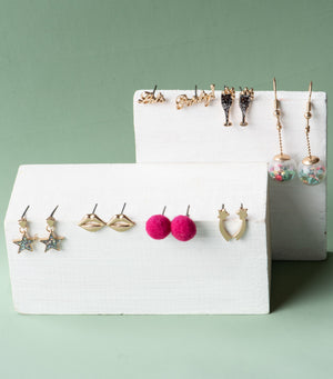 Let's Party Earring Set