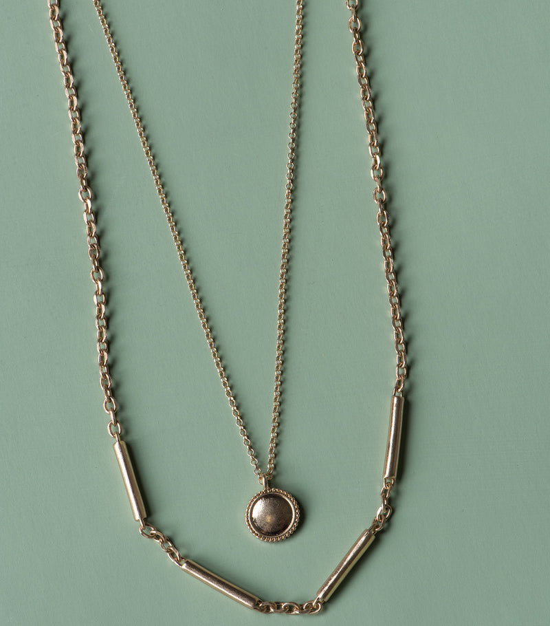 Champion Double Strand Necklace